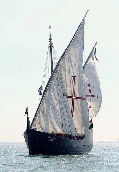 Caravela Portuguesa - Descobrimentos (Portuguese caravel - Discoveries)