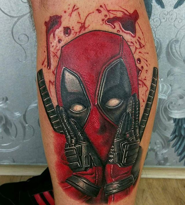 Deadpool: I didn't ask to be super, and I'm no hero. But when you find out your…