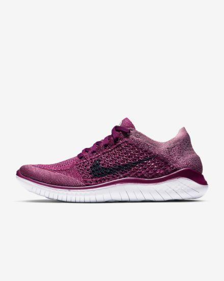 Nike Free RN Flyknit 2018 Women s Running Shoe in 2019  0638dbc03