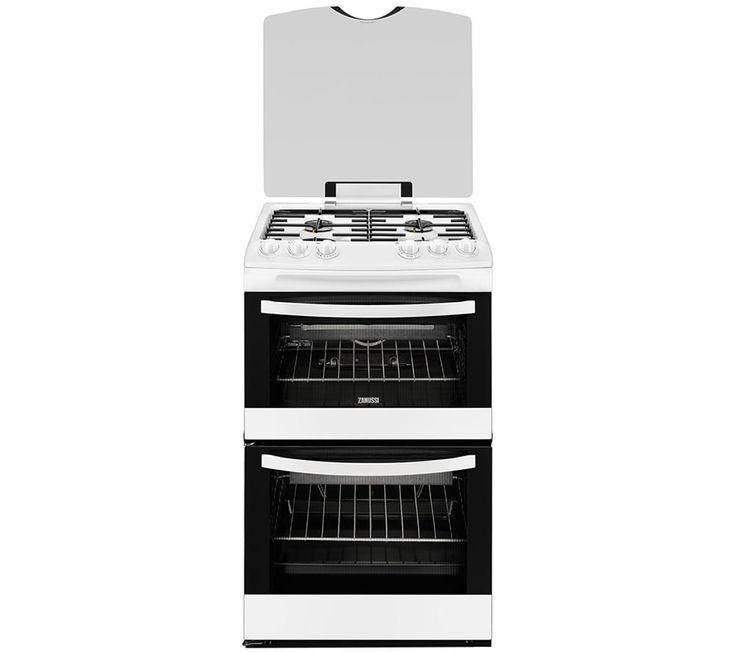 ZANUSSI ZCG43000WA 55 cm Gas Cooker - White