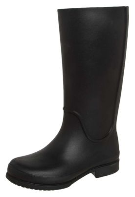 Bota Crocs Wellie Rain Boot Preta