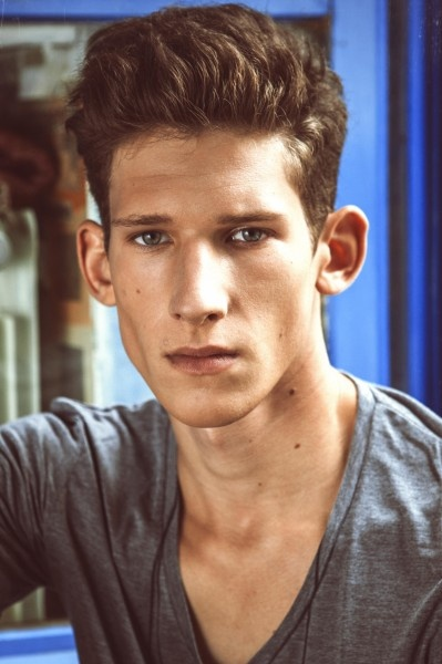 Hairstyles For Guys With Ears That Stick Out : ... out ears on Pinterest Models, Mens fashion glasses and Boy haircuts