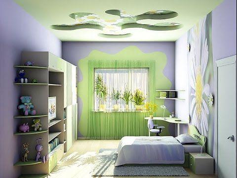 Комната для девочки в современном стиле