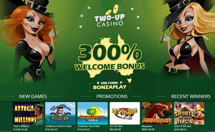 New Australian online casino TWO-UP is now open. Two-up casino welcome and opening bonus offers.