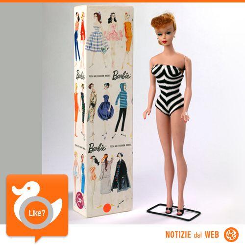 GIOCATTOLI DA COLLEZIONE  Se avete vecchi giochi di cui volete liberarvi, fermatevi, fate un respiro profondo e... provate a farli valutare! Alcuni raggiungono cifre da capogiro... si sa mai che con una vecchia Barbie riusciate a pagarvi le ferie   http://money.wired.it/consigli/2013/08/06/collezionismo-giocattoli-barbie-asta.html