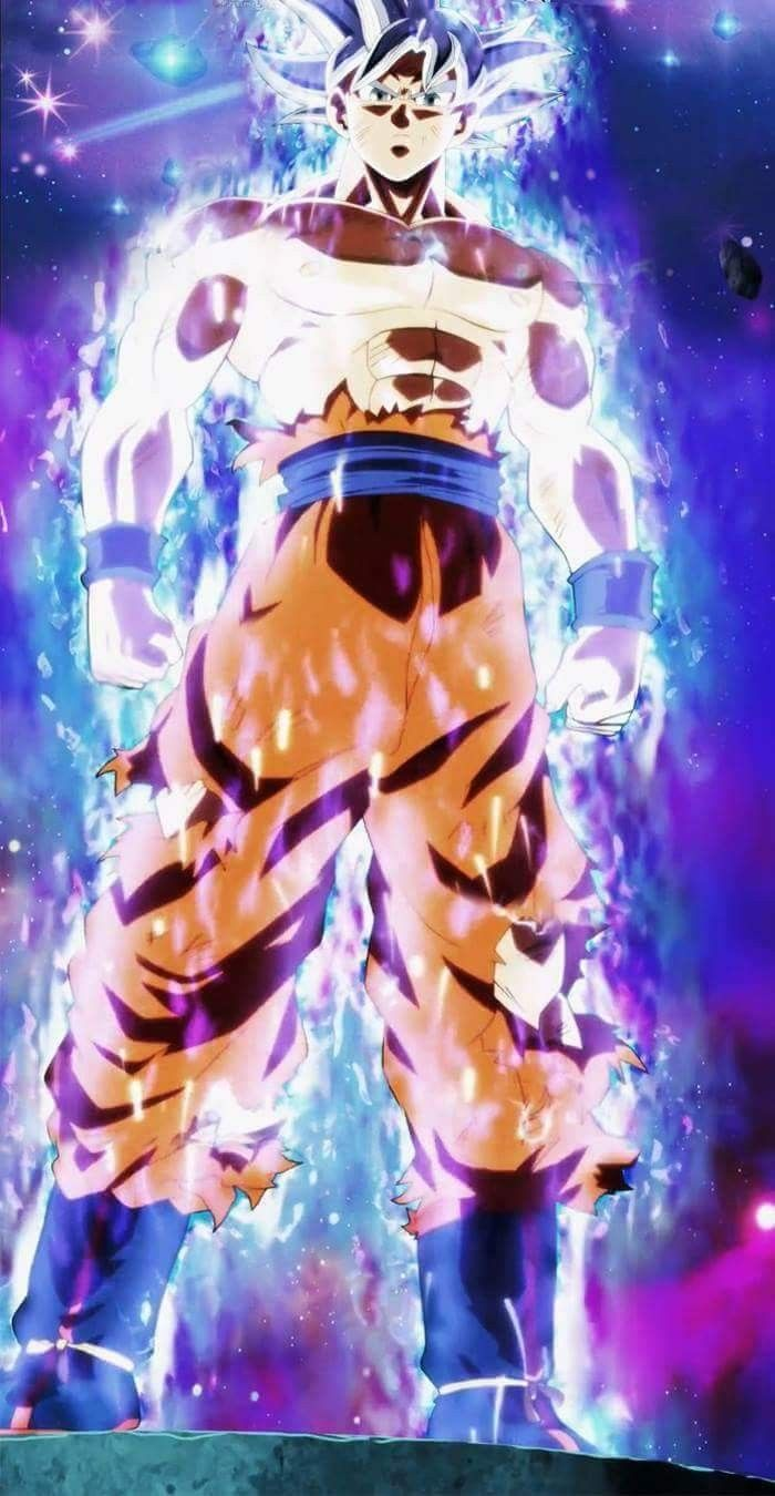 Mastered Ultra Instinct Goku which is probably the most badass character form I have seen