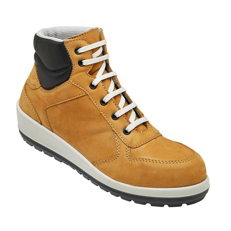 Parade Brazza Honey Soft Smooth Leather Ladies Safety Boots