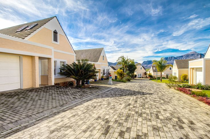 The estate's security is an additional peace of mind and makes the area even more desirable.
