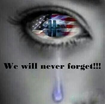 September 11, 2001 - We will never forget!!!