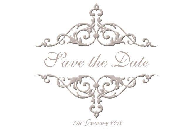 Buy Save The Date Cards Australia Online at >> https://track.commissionfactory.com.au/t/13285/14003/regal-bond-1-save-the-date-card-in-deep-silver.html   Regal Bond #1 Save the Date Invitations Card in Deep Silver - Save The Date Card - Invitation Accessories