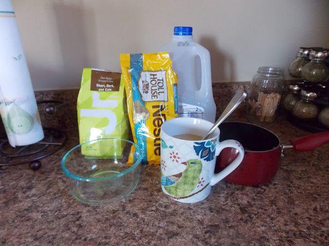 Not Your Ordinary Smith: Starbucks Recipe: White Chocolate Mocha
