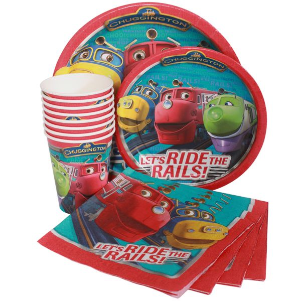 10 best Chuggington birthday images on Pinterest Chuggington