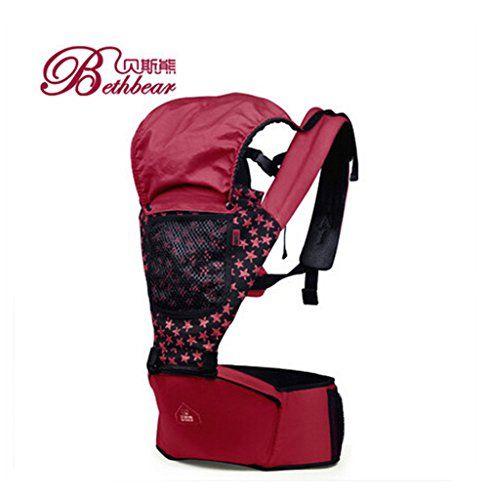 Bass Bear multifunctional baby sit infants hold back stool shoulder strap Summer Infant baby stool hold stool ventilation - MORE INFO @: http://www.best-outdoorgear.com/bass-bear-multifunctional-baby-sit-infants-hold-back-stool-shoulder-strap-summer-infant-baby-stool-hold-stool-ventilation-8/