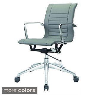 Bucharest Chrome Office Chair
