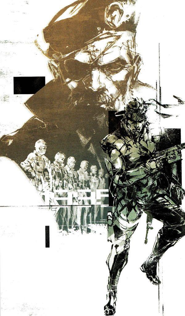 metal-gear-solid-peace-walker-roman-artworks-yoji-shinkawa-18.jpg (600×1021)