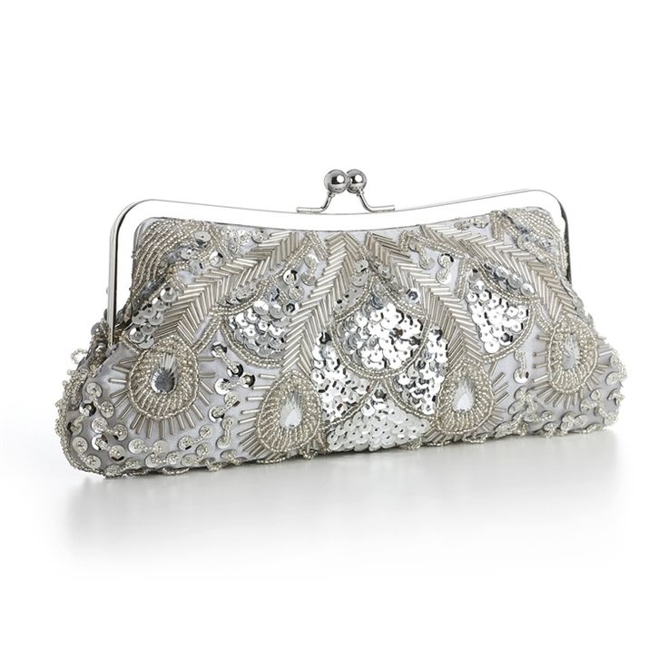 84 best Wedding Clutch Bags images on Pinterest | Evening bags ...