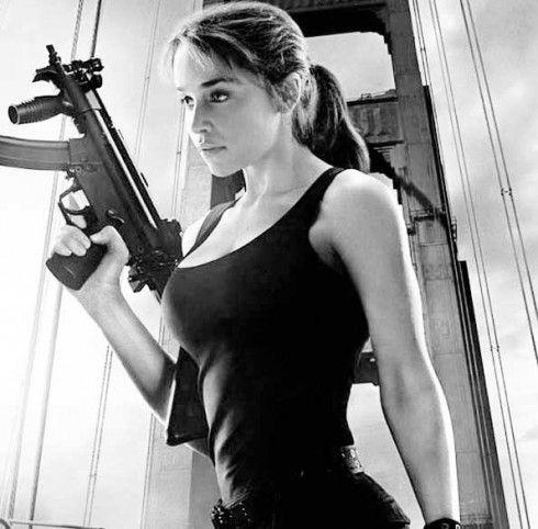 Terminator Genesys | Emilia Clarke
