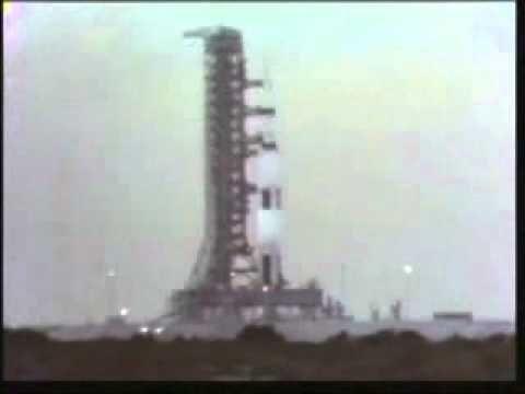 APOLLO 4 LAUNCH Kennedy Space Center, FL NOV 9, 1967 (STEREO)