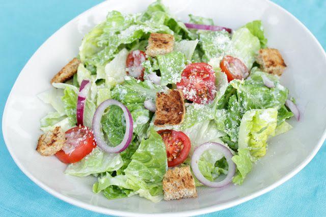 Rezepte mit Herz: Olive Garden Salat ♡