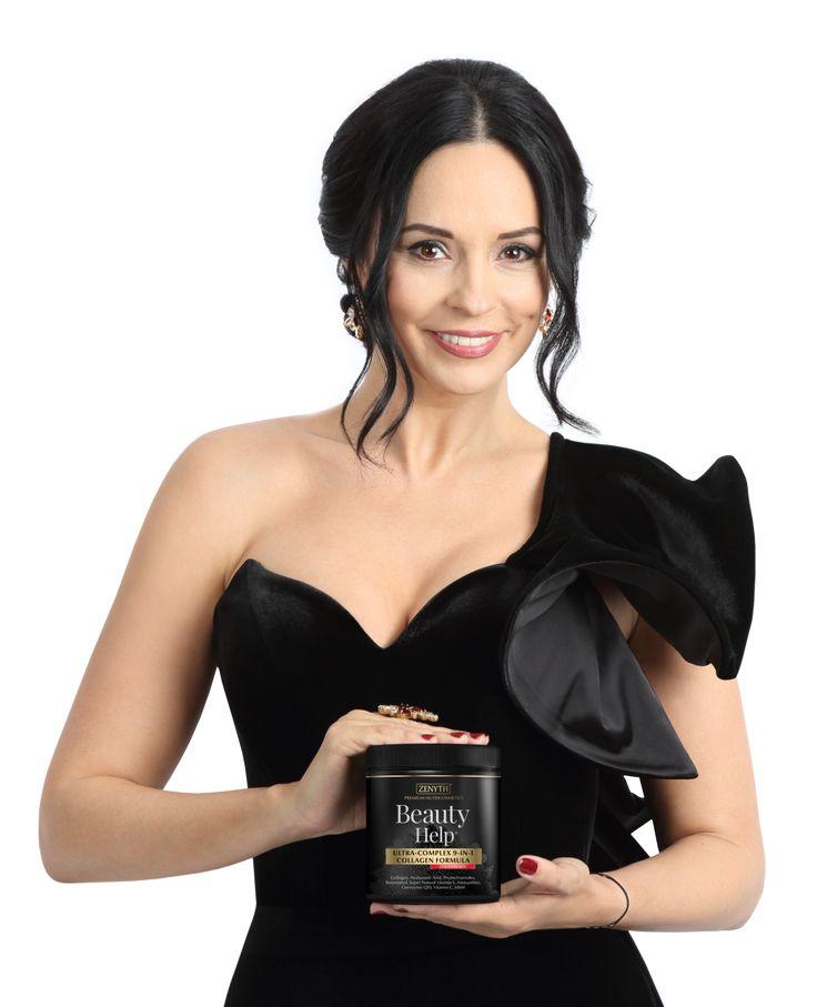 Primul produs multifuncțional de frumusețe! Formulă inovatoare pentru îngrijirea profundă a pielii, cu efect susținut de frumusețe din interior