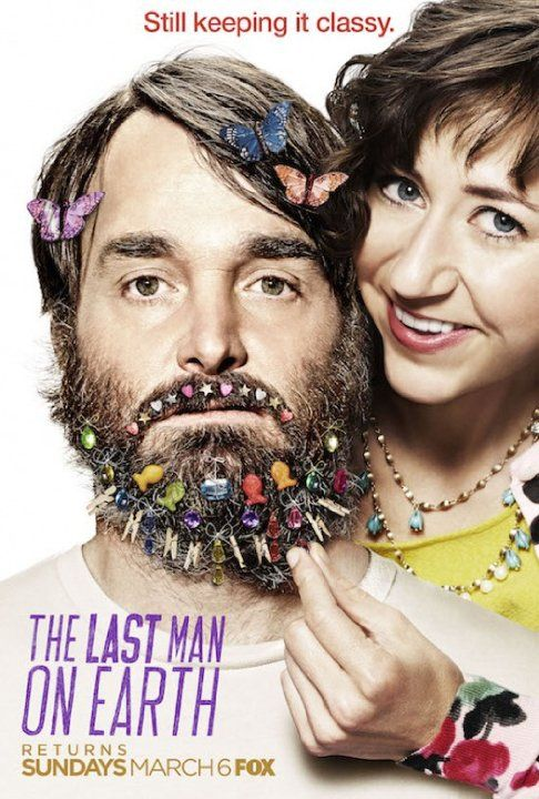 'The Last Man on Earth'. Brilliant series with a brilliant cast.