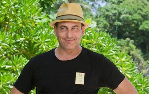 Jonathan Prenner, 50, Los Angeles, writer (previous seasons — Survivor: Cook Islands and Survivor: Micronesia)