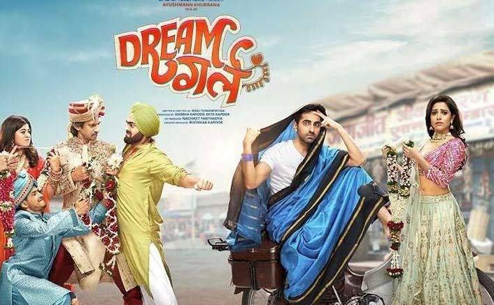 Dream Girl 2019 Hindi 480p Hq Camrip X267 400mb Download Watch Girl Movies Download Movies Ayushmann Khurrana
