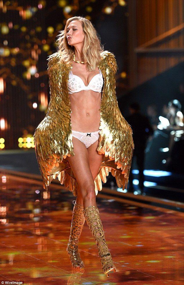 Las famosas y altas modelos de Victoria's Secret – Bossa