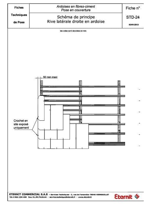 Documentations Couverture Façade Construction Eternit