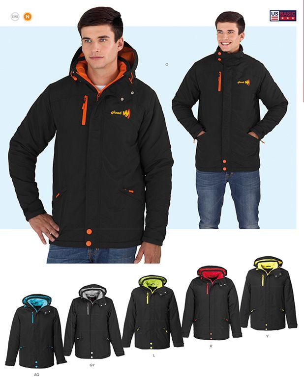 US Basic Astro winter jacket for Men