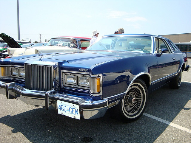 1977 Mercury Cougar XR7. Our's was black, I loved this car