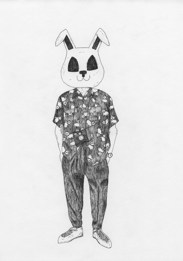 Rabbit man