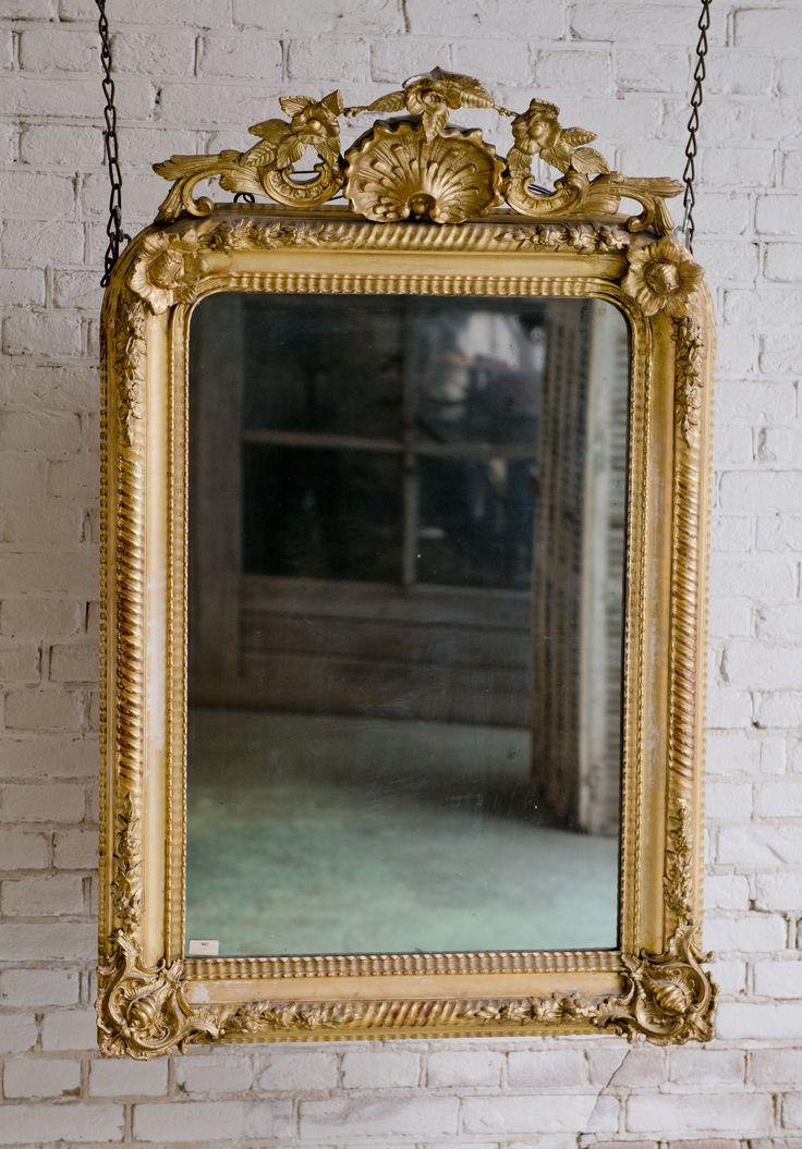 19th Century mirror   Anouk Beerents Antieke Spiegels