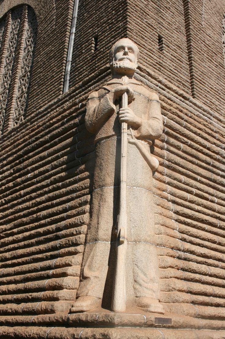Piet Retief - Voortrekker Monument (Pretoria, South Africa)