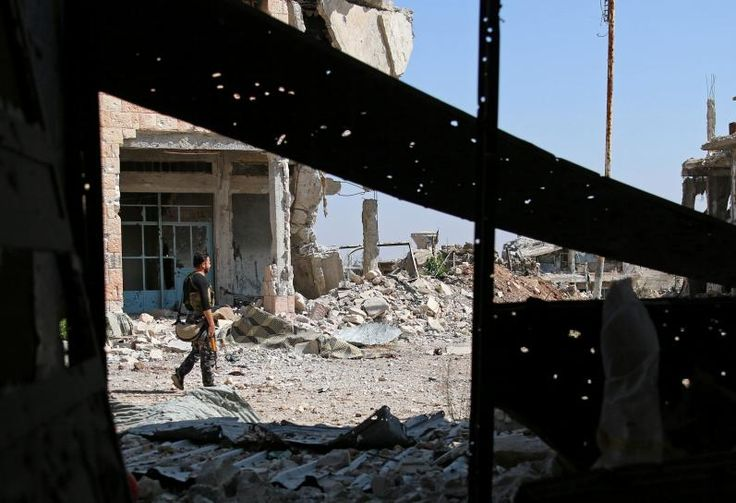 7/9/17 A U.S.-Russian brokered ceasefire for southwest Syria was holding more than nine hours after it took effect on Sunday, a monitor and rebels said, in the latest international attempt at peace-making in the six-year war.