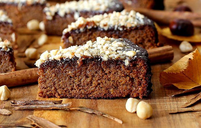 Ciasto Jablkowo Daktylowe Bez Maki Facet I Kuchnia Dessert Recipes Desserts Food