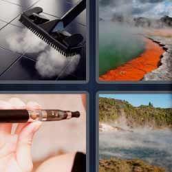 4 Fotos 1 Palabra Vapor Vaporeta Limpiando 4fotos 1palabra Com 4 Fotos 1 Palabra Fotos Letras