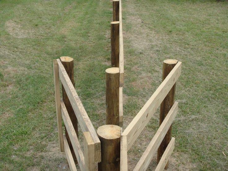 Walk through Fence