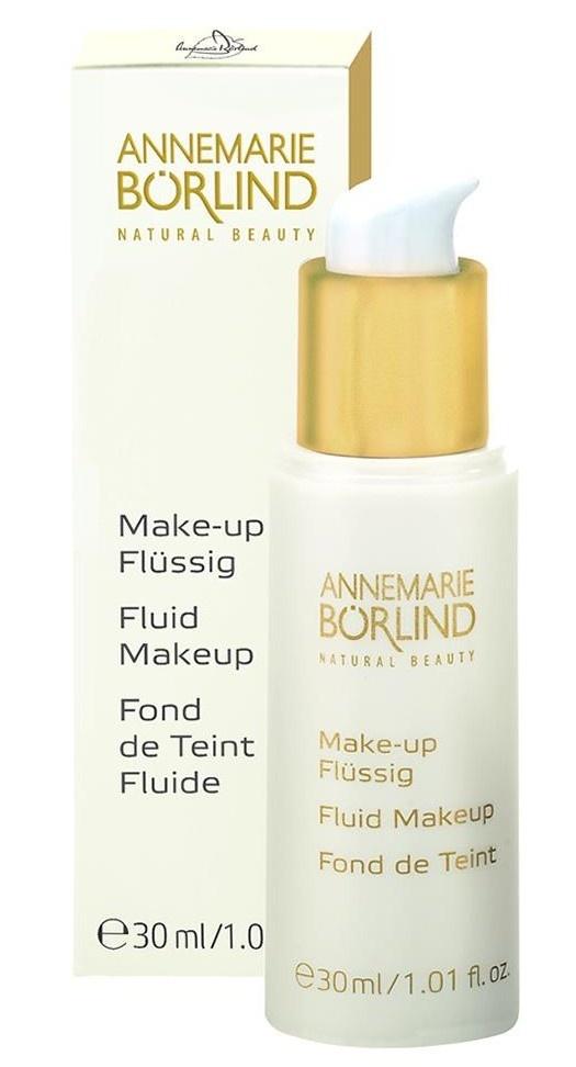 Best Natural Liquid Makeup: AnneMarie Borlind