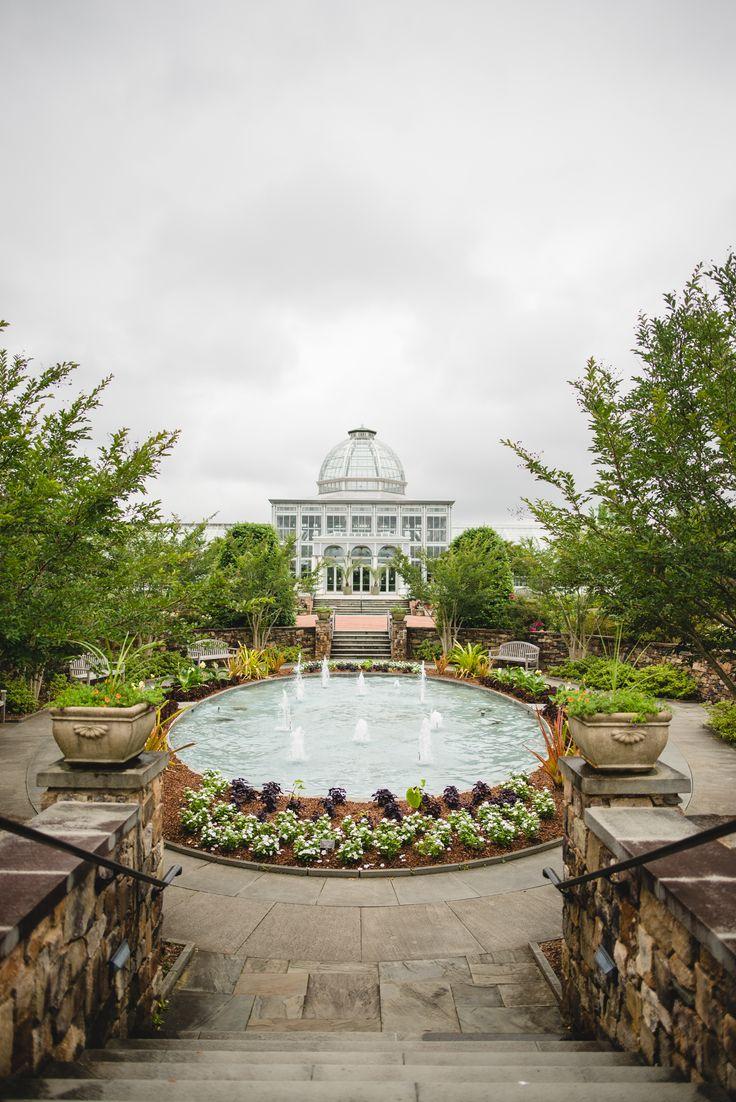 The Lewis Ginter Botanical Garden Richmond Virginia