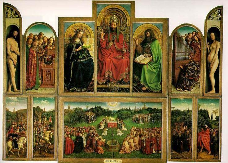 1453 - 1454 Mantengna