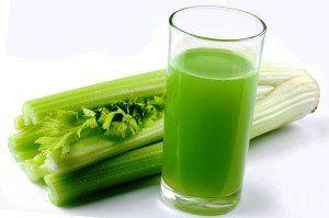 Сельдерей черешковый рецепты салатов