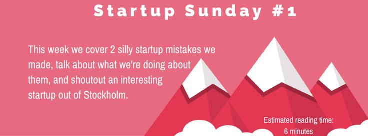 "Startup Sunday: ""How Our Startup Failed Twice In One Week."" - The Responster Blog"