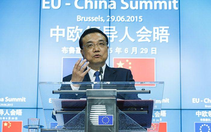 """O primeiro-ministro chinês Li Keqiang afirmou que o seu país não é uma """"superpotência"""" e não busca a hegemonia global."""