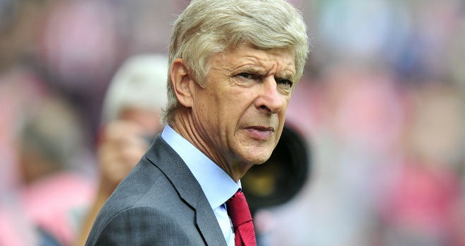 Arsene Wenger says playing Manchester City will test Arsenal's title credentials: Title Credentials, Wenger Believes, Test Arsenal S, Arsenal Fc, Playing Manchester, Arsene Wenger, Arsenal S Title, Sports Legends, Manchester City