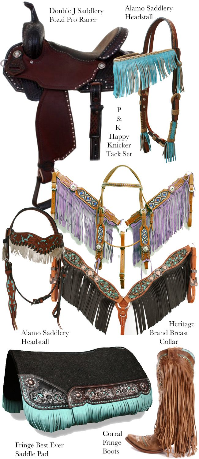 Fringe Tack for the Western Rider