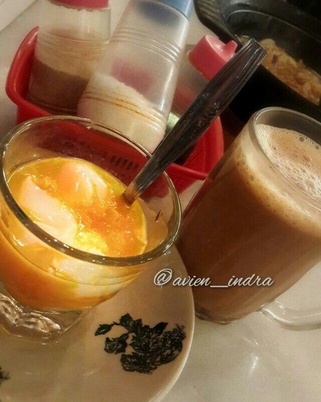 Healthy Breakfast @ Kopitiam QQ, Fx Senayan