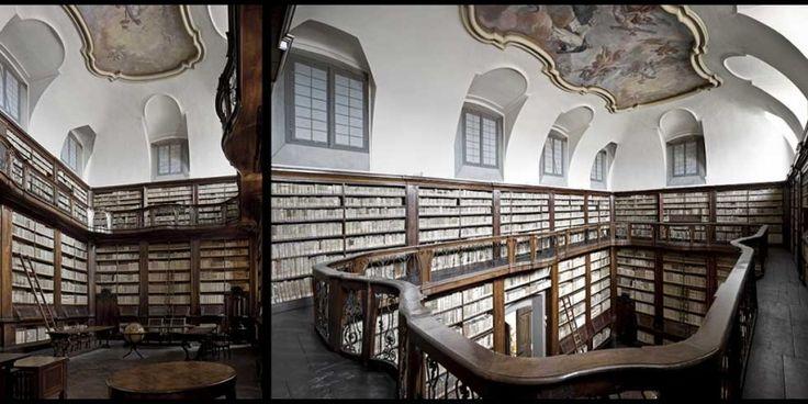 Biblioteca Laudense by Paolo Castelli SpA