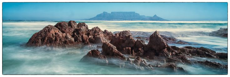 This is Table Mountain