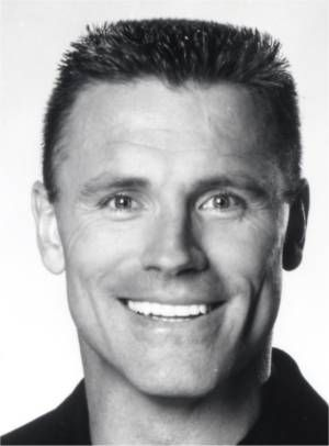 Howie Long  That face, that smile.  I've been in love with Howie for a long long time.